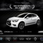 DS4 - das Auto des Jahres 2010?