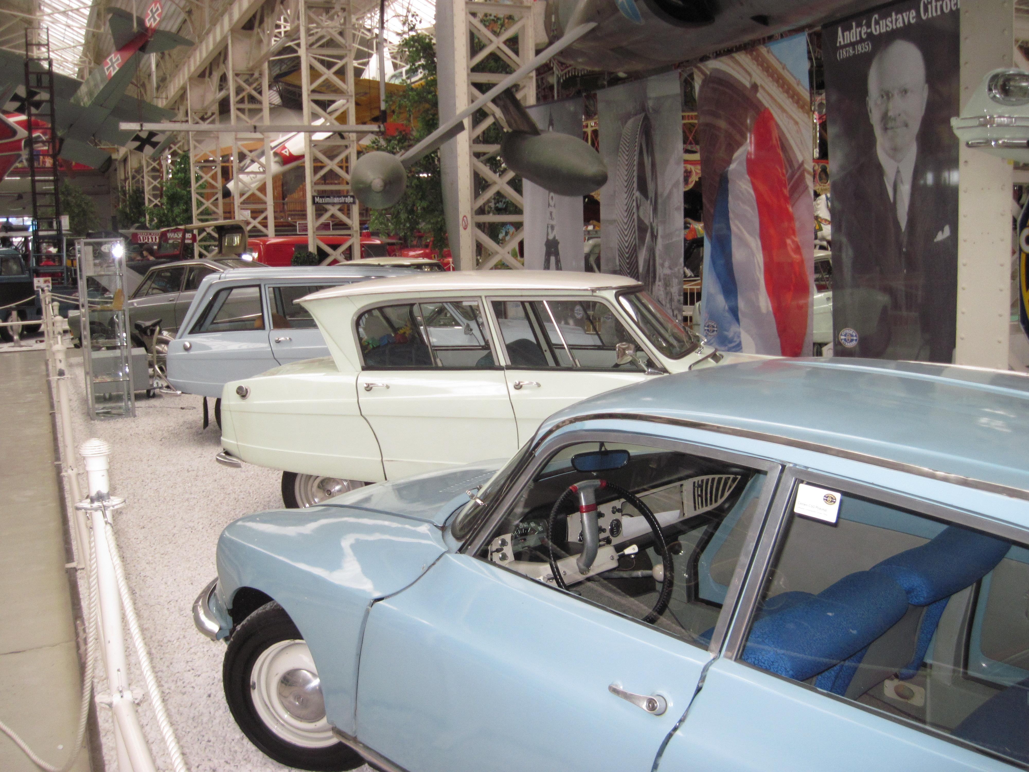 50 Jahre André Citroën Club