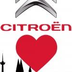 Solidarität für Citroën in Köln: Unser Logo - für Eure Website, verlinken auf www.amicale-citroen.de