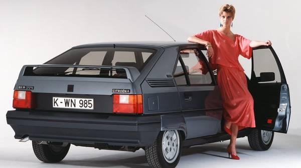 30 years of citroen bx 1982 2012 rh franzose de Citroen XM Citroen Cars