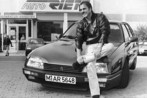 Neues Auto für Götz George