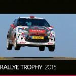Kalender Citroen DS Rallye Trophy 2015 - 1
