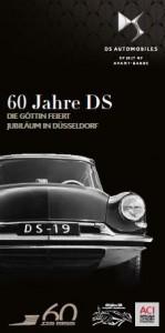 Flyer 60 Jahre DS Düsseldorf