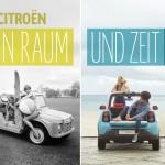 """""""Citroën-Strasse"""" @ Technoclassica 2016: """"125 Jahre Panhard"""" / """"Die Nutzfahrzeuge von Citroën"""", 6.-10.April 2016, Essen/Germany"""