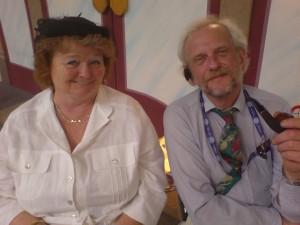 Uschi Abel und Michael Weiss (2006)