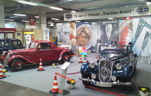 Citroen-Strasse 2009: 75 Jahre Traction Avant