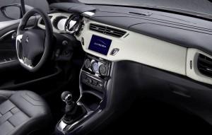 Citroen DS3, Armaturenbrett / Innenraum
