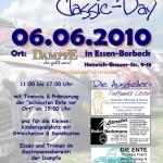 Enten Classic Day, 6. Juni 2010, Dampfbierbrauerei Essen