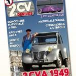 "Neue Enten-Zeitung in Frankreich: ""2CV et Dérivés"""