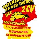 2CV-Deutschlandtreffen: überfallen und ausgeraubt - helft mit, den Schaden zu begrenzen!