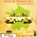 """Die """"Tour De France"""" zum Ami6-Jubiläum 2011: jetzt anmelden!"""