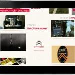 Die Citroën-App für Apple iPad, Survolt auf iPhone