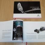 """Neues Buch zum """"Patrimoine Citroën"""" / Conservatoire"""