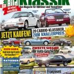 """Tip des Tages: """"Auto Bild Klassik"""" Oldtimer-Kaufvertrag-Muster"""