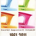 50 Jahre Citroën Ami6 auch in Frankreich
