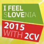 21. 2CV-Welttreffen Slovenien 2015?