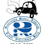 2012: 50 Jahre finnischer 2CV-Club - willkommen in Finnland!