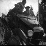 Einzigartiges Citroën Kegresse-Filmdokument von 1923