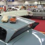 Technoclassica 2011: 50 Jahre Citroën Ami / Kreative Technologie - Danke!