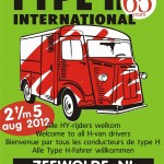 2.-5. Aug. 2012: 2. internationales HY Meeting in Zeewolde/NL.