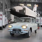 "Pfingsten-16.10.2011: Sonderausstellung: ""La Ligne en Z - 50 Jahre Citroën Ami"" Technik-Museum Speyer"