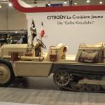 """CITROËN CRÉATIVE TOUR - Citroën feiert 80 Jahre """"Croisière Jaune""""."""