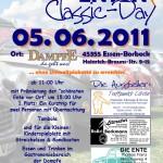 5. Juni 2011: Enten Classic Day, Essen Dampfbierbrauerei