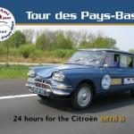 Buchtip September - 50 Jahre Citroën Ami: Le Tour des Pays-Bas