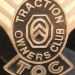 6. Mai 2012: Citroën Traction Avant Zuverlässigkeitsprüfung des TOC