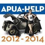APUA-HELP 2012-2014: das internationale Pannenhilfs-Adressheft für Citroën 2CV