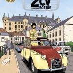 """Citroën Comic: """"Les Enquêtes Auto de Margot 3. 2CV pour une Égérie"""""""