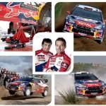Wir sind Weltmeister! 8. WRC-Titel für Sébastien Loeb und Daniel Elena