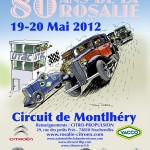 "2012: 80 Jahre Citroën Rosalie in Montlhéry - Rückblick: ""Moteur Flottant"""