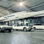 DS5 Concorde - mit Citroën SM Opera und Cabriolet