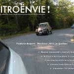 CITROENVIE: Citroën-Fans in Kanada berichten