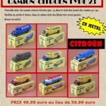 Neue Citroen-LKW-Modelle von St.Hubert 92