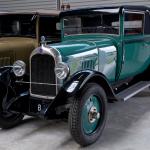 Citroën startete vor 85 Jahren Automobilproduktion in Köln