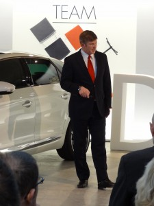 Holger Böhme, Geschäftsführer Citroën Deutschland GmbH