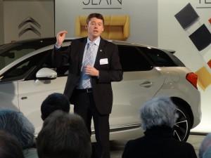Thomas Widmann, Citroën Deutschland GmbH