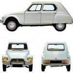 Neu: Die Citroën Dyane IG, erstes Treffen 22.-24.6.2012