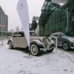 85 Jahre Citroën in Poll - die Ausstellung