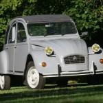 Citroën 2CV gestohlen - der letzte aus Frankreich-Produktion!