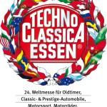 Technoclassica 2012: 25 Jahre Citroën SM Club / Citroën auf Welttreffen - herzlich willkommen!