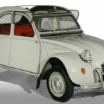 Die Versteigerung des Jahres: Citroën 2CV AZAM 1965, 116 Miles, 59.568 Euro