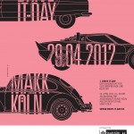 """Citroën ist Hauptsponsor beim ersten """"Drive It-Day"""" in Köln, 29. April 2012"""