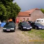 10. Citroën XM-Deutschlandtreffen, 1.-3. Juni 2012