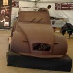 Ein automobiler Hochgenuss: 2CV en Chocolat!