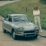 Die Citroën - Wankel M35 Website