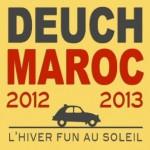 Die Abenteuer-Winter-Rallye: mit dem Citroën 2CV durch Marokko