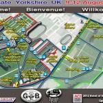 ICCCR 2012: Letzte Infos vom Citroën-Welttreffen in Yorkshire